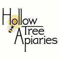 honey natural product website design business card