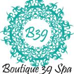Boutique 39 graphic design logos custom designs collateral