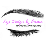 Eye design by meme 3d brows and lashes custom graphics